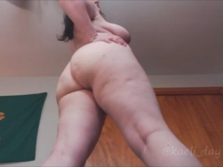 Cam 2 cam with BBW Kaeli_Day expects kik entertainment